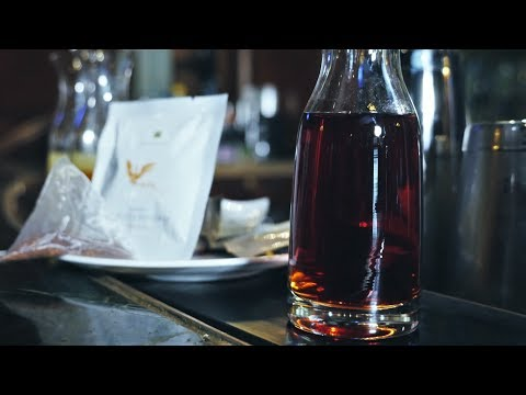 How to: Tea-Infused Syrup | TEALEAVES #FBintheKnow