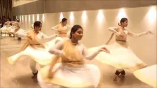 Fusion of Kathak, Bharatnatyam, Contemporary, Kandyan Dancevia torchbrowser com 1