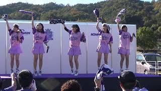 光の射すほうへ Hiroshima Night SPL∞ASH アクターズスクール広島 20191123 鹿島アントラーズ戦 サンフレッチェ広島 にぎわいステージ 2回目.