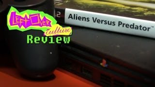 Aliens vs Predator Extinction (Sony Playstation 2) - Leftover Culture Review