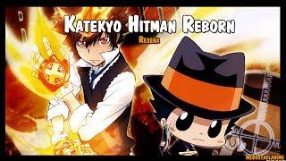 Обложка на видео о El bebé mafioso - Reseña Katekyo Hitman Reborn