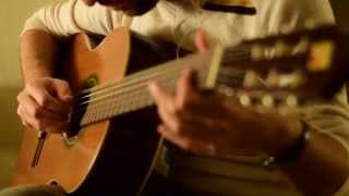Tears in heaven-Eric Clapton (Class guitar solo)