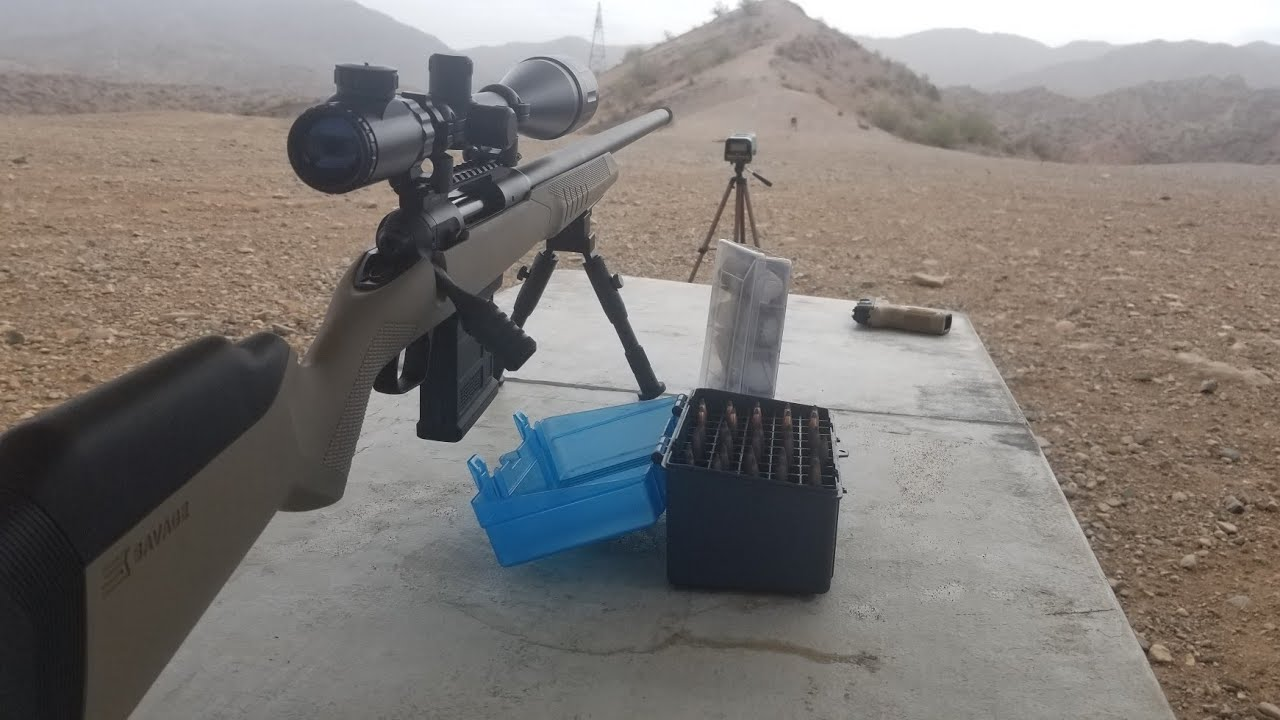 Savage Engage in 6.5 Creedmoor vs David Tubbs Final Finish. Does it work?