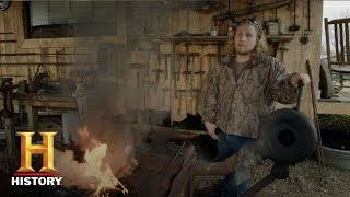 Iron & Fire: Charlie and Jonathan Make Hunting Spears | History