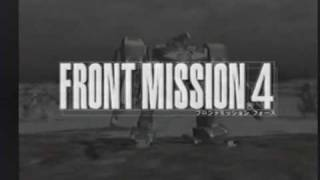 PS2 FRONT MISSION 4 OP