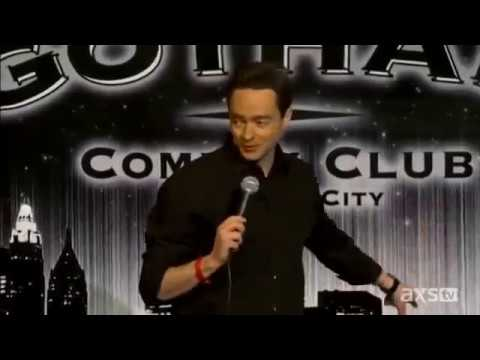 Mark Ellis (Stand Up Comedy at Live Gotham Comedy Club)