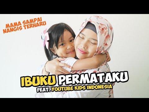 UNTUK MAMA | PUISI IBUKU PERMATAKU feat Youtube Kids Indonesia  | SELAMAT HARI IBU