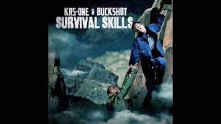 "Krs-One & Buckshot ""Survival Skills"" featuing DJ Revolution"