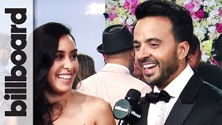 Luis Fonsi On His Hit Song 'Despacito' I Billboard Latin Music Awards 2017