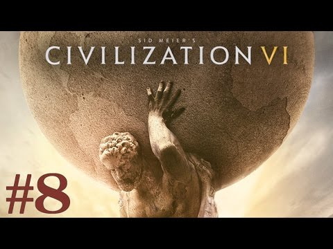 WAR against Summeria - Civilization 6 - Rome Playthrough ep. 8