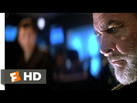 The Hunt for Red October (4/9) Movie CLIP - Escaping Torpedoes (1990) HD