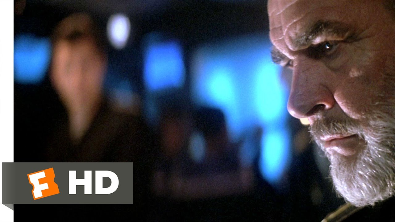 The Hunt For Red October 4 9 Movie Clip Escaping Torpedoes 1990 Hd Youtube