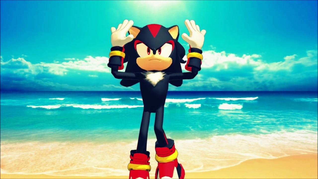 Sonic Mmd Ocean Man Youtube