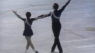 Irina Rodnina - Two Partners - 3 Olympic Golds | Lake Placid 1980 Winter Olympics