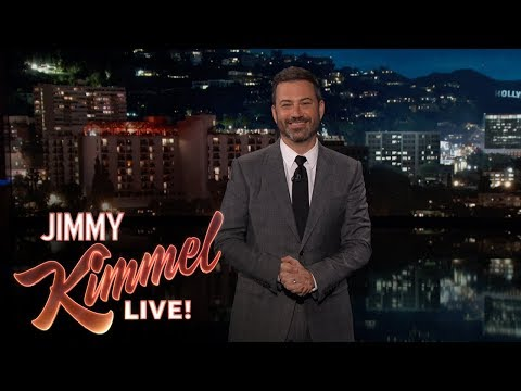 Jimmy Kimmel Reveals His Dancing with the Stars Prediction