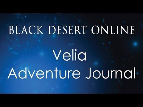 Black Desert Online Knowledge Guide   Eastern Balenos Adventure Journal   Velia Adventure Journal
