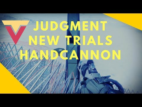 Judgment - The New Trials Hand Cannon (it's dang good)
