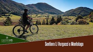 Sentiero Li Vurgacci e Montelago