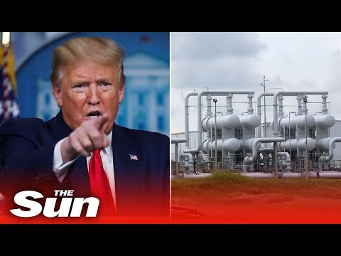 Donald Trump to curb oil prices crash by filling up US national reserves to max REMEMBER?