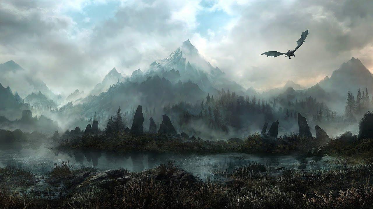 Image Detail For Dark Mysterious Hd Fantasy: Folk/Viking Metal Compilation III