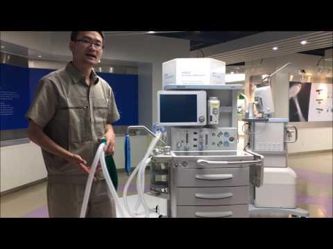 Anesthesia Machine CGO  Chee