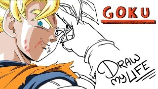 SON GOKU | Draw My Life