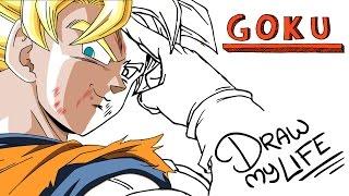 SON GOKU | Draw My Life