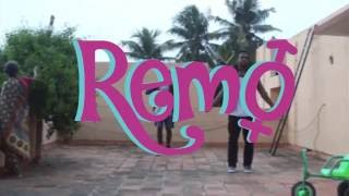 Remo Senjitaley Dance Video  Anirudh Ravichander  Sivakarthikeyan  Spartacus Chinnappan