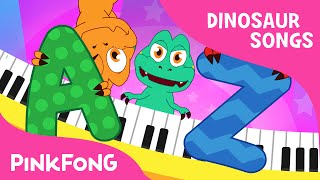 Dinosaurs A to Z | Dinosaur Songs | PINKFONG Songs for Children