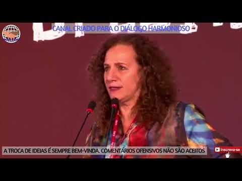 Ciro Gomes: mensagem exibida no Congresso do PC do B, em que fala de Manuela D'ávila