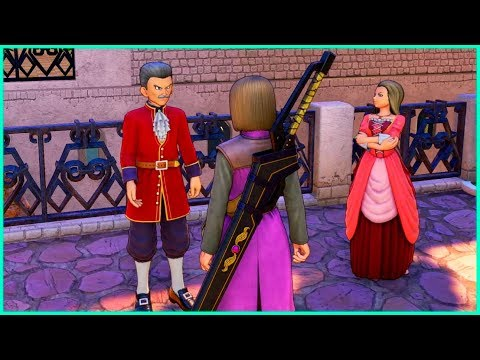Floral Coral   Dragon Quest 11 Game   Anything for Love Quest Walkthrough