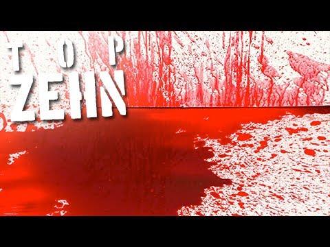 10 ekelhafte Fakten über Blut