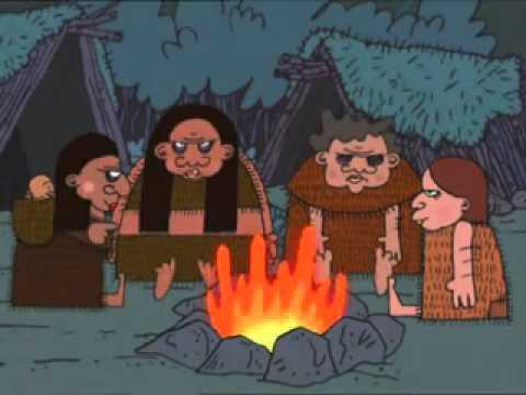 HH 1x01   Savage Stone Age