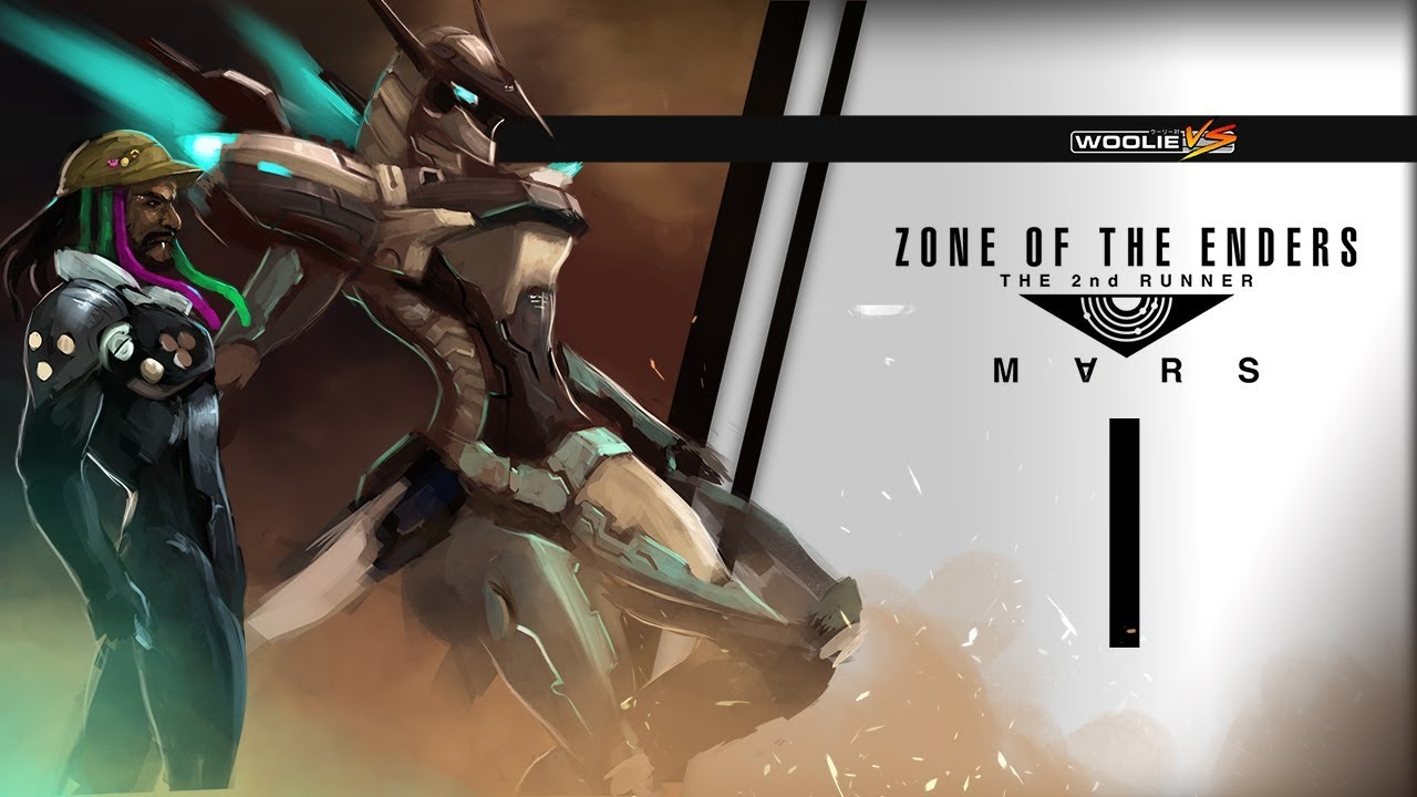 Woolie VS Zone of the Enders: The 2nd Runner - M∀RS (Part 01)   AHOK GA