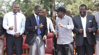 KENYA | Raila and Ruto latest moves stir debate on 2022 race