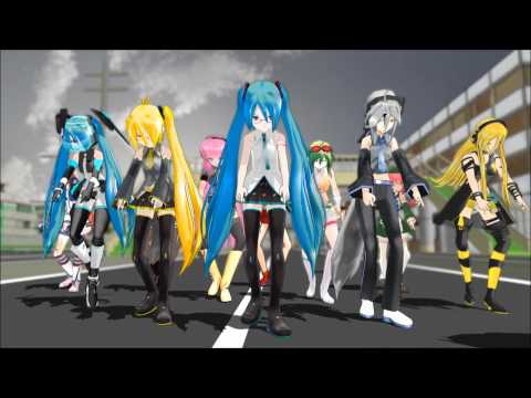 [MMD] LMFAO - Party Rock Anthem (Complete Edit)