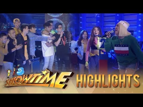 Its Showtime PUROKatatawanan: Vice Ganda leaves Team Boys!