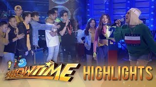 It's Showtime PUROKatatawanan: Vice Ganda leaves Team Boys!