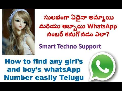 Telugu girls whatsapp numbers for dating