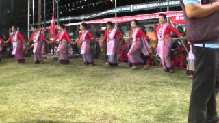 thabal competition at bamon leikai aribam