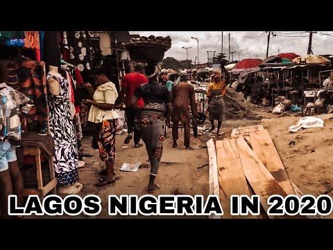 LAGOS NIGERIA 2020 VLOG || #Vlog4
