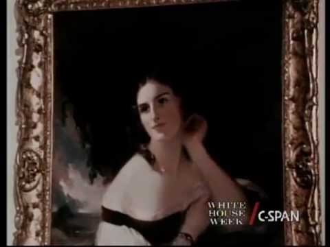 1968 White House Tour with Lady Bird Johnson - LBJ Documentary Film
