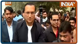 India TV Editor-in-Chief Rajat Sharma attends NGO Prayas' 31st foundation day