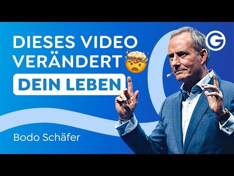 So denken erfolgreiche Menschen // Bodo Schäfer