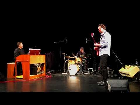Emile d'Eon's B3 Organ Trio Live at The Registry Theatre
