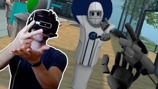 Cross Platform VR Chat App, Alt Space, HTC VIVE Oculus Rift GearVR DK2