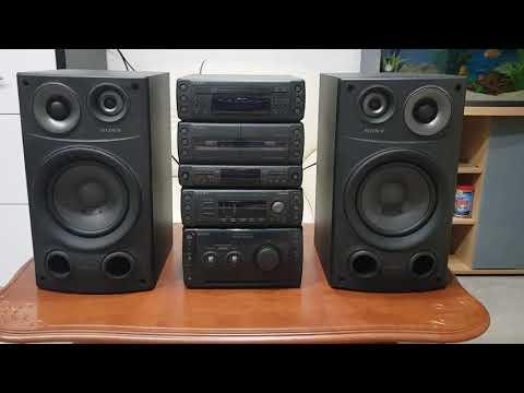Музыкальный центр Sony MHC 3800