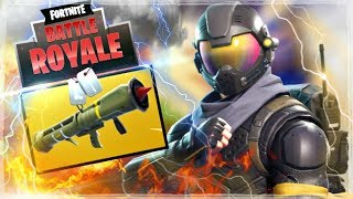 "NEW ""remote guided missile"" becomes OP!? ""COMMUNITY ZOCKEN with ""HALO SKIN"" ""Fortnite Battle Royale"""