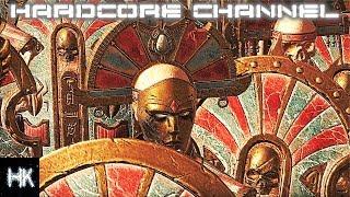 Total War Warhammer 2 - прохождение Hardcore - Mortal Empires Цари Гробниц =2= Зыбучие пески