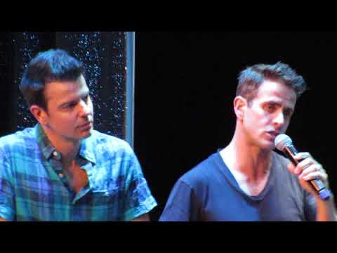 NKOTB Cruise 2017-Game Show Group B-#SuckIt
